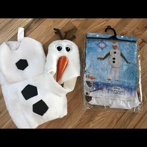 Other - New Olaf Costume 2T